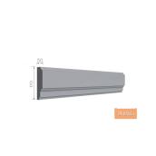 Молдинг фасадный Тимис 2000х170х50 мм из армированого пенопласта арт 00265