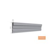 Карниз фасадный Тимис 2000x170x35 мм из армированного пенопласта арт 00266