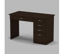 Письменный стол Компанит Студент 1155х550х736 мм венге