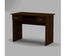 Письмовий стіл Компанит Школяр-2 1000х545х736 мм горіх