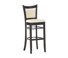 Барный стул ONDER MEBLI 9191 760(1130)x420х430 мм венге