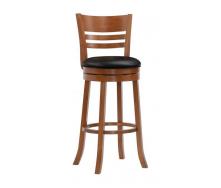 Барный стул ONDER MEBLI 9393 760(1130)x420х430 мм шоколад
