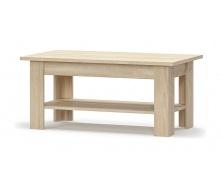 Стол Мебель-Сервис Гресс 110 1100х515х605 мм дуб самоа