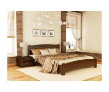 Кровать Эстелла Венеция Люкс 101 2000x1400 мм массив