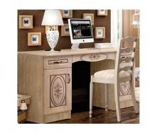 Письменный стол Мастер Форм Василиса 1200х750х540 мм береза