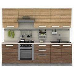Прямые кухонные гарнитуры