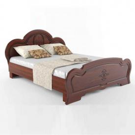 Ліжко СОКМЕ Кароліна 160 1750х1090х2040 мм вишня