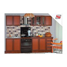 Кухня БМФ Тіна Нова з пеналом 2,0 м ротанг артеміда