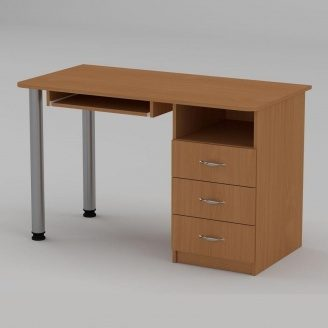 Компьютерный стол Компанит СКМ-9 1200х600х736 мм бук