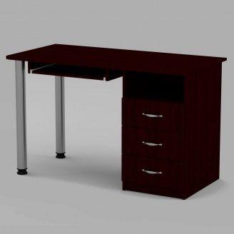 Компьютерный стол Компанит СКМ-9 1200х600х736 мм венге
