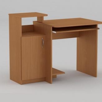 Компьютерный стол Компанит СКМ-2 1102х600х750 мм бук
