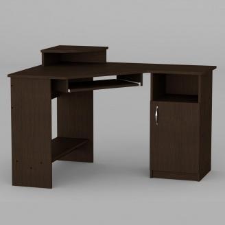 Компьютерный стол Компанит СУ-1 1200х900х749 мм венге