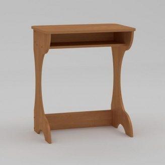 Письмовий стіл Компанит Юніор 640х440х750 мм бук