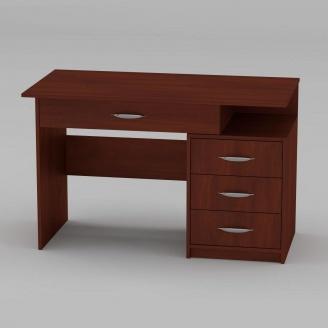 Письмовий стіл Компанит Студент-2 1200х600х750 мм яблуня