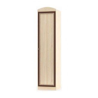 Пенал Мебель-Сервис Дисней 1Д 50 500х565х2180 мм дуб светлый
