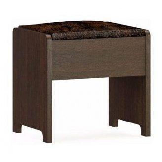 Пуфик Мебель-Сервис Токио 400х390х320 мм венге