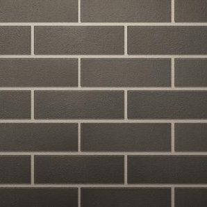 Клинкерный кирпич Керамейя КлинКЕРАМ Классика АГАТ Темный ПР-1/2 250x60x65 мм
