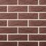 Клинкерный кирпич Керамейя КлинКЕРАМ Рустика Оникс 73 ПР-1/2 с посыпкой 250x60x65 мм