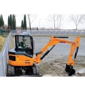 Оренда міні-екскаватора Hitachi 2 т 12х2,5х3,6 м
