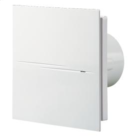 Вентилятор ВЕНТС Квайт-Стайл 100 энергосберегающий 90 м3/ч 200х200 мм белый