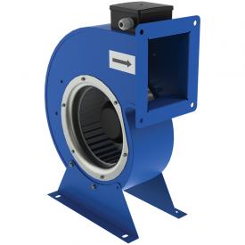 Вентилятор ВЕНТС ВЦУ 2Е 140х60 промышленный центробежный 515 м3/ч 243х287х86 мм синий