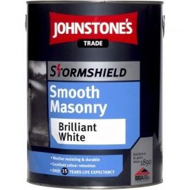 Фасадная краска Johnstones Stormshield Smooth Masonry 2,5 л