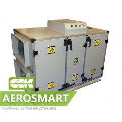 Приточно-вытяжная система AEROSTART, AEROSMART