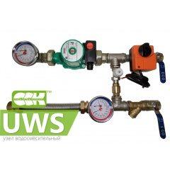 UWS, UWS-E водосмесительные узлы