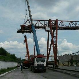 Аренда автокрана GROVE 80 т 52 м