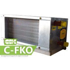 C-FKO воздухоохладитель фреоновый канальный
