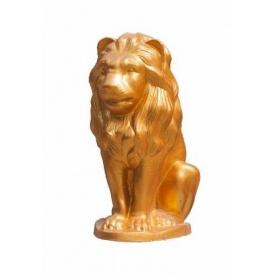 Бетонная статуэтка МикаБет Лев 26х17х43 см
