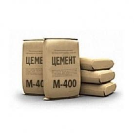 Цемент М400 в мешке 25 кг