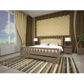 Деревянная кровать ТИС Атлант 11 сосна 120х200