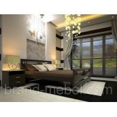 Деревянная кровать ТИС Атлант 3 бук 90х200
