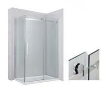 Душевая кабина стеклянная Студия закаленного стекла раздвижная 2000x1200x900 мм