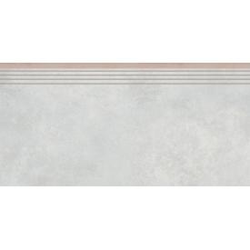 Керамогранітна щабель 35746 Cerrad Apenino Bianco 597x297x8,5 мм