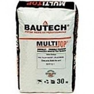 Металло-кремниевый отвердитель для полов BAUTECH Multitop MT-300/Е натуральный серый