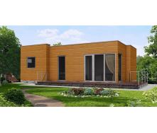 Проект будинку М2-108 65 м2