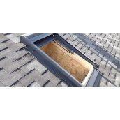 Монтаж мансардного вікна