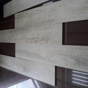 Керамогранитная напольная плитка под дерево АТЕМ Navigator 985х161 мм