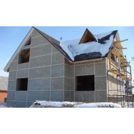 Цементно-стружечная плита 1600х1200х12 мм для каркасных конструкций