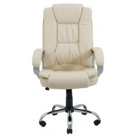 Кресло для руководителя Калифорния Richman 720х520х520 мм бежевое