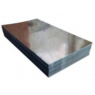 Плоский лист Еврокровля 2000/1250 мм 0,4 мм РЕ (Туреччина)