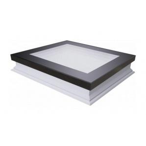 Вікно для плоского даху FAKRO DXF DU6 Secure 100x100 см