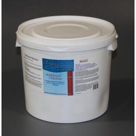 Быстрый хлор AquaDoctor С60-Т 1 кг
