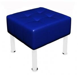 Пуф Тонус Sentenzo 600х600х450 мм синій