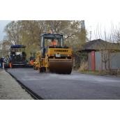 Ремонт дороги у приватному секторі