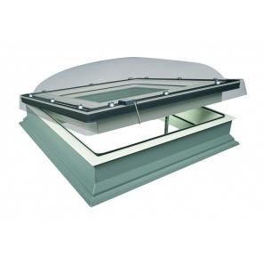 Окно для плоских крыш FAKRO DEC-C P2 100х100 см