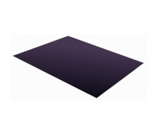 Гладкий лист RAUNI 1250 мм 0,5 мм MAT Polyester (Корея) RAL 7024