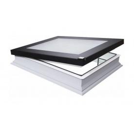 Окно для плоской крыши FAKRO DEF DU6 120x200 см